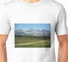 Farming, Foothills and Mountains Unisex T-Shirt