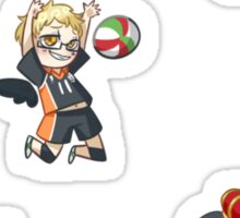 Karasuno 1st years Sticker