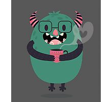 Tea monster Photographic Print