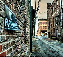 No Parking by randywalton