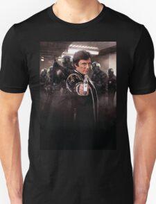 """Blake's 7 - Avon   """"The end?"""" T-Shirt"""