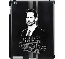 Pw RIP iPad Case/Skin