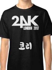 24K london 2017 Cory Classic T-Shirt