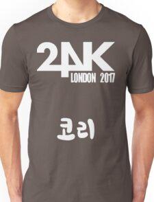 24K london 2017 Cory Unisex T-Shirt