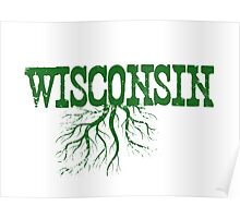 Wisconsin Roots Poster