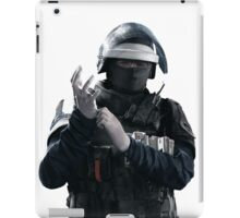 Doc - Rainbow 6 Siege - portrait iPad Case/Skin