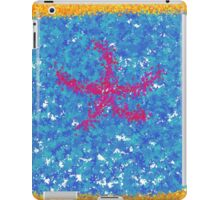 Star Leaf Pattern iPad Case/Skin