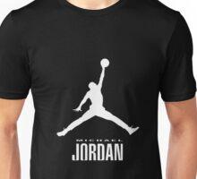 Michael Jordan Men's T Shirts Short Sleeve By EAPIS Unisex T-Shirt
