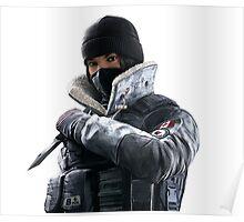 Frost - Rainbow 6 Siege - portrait Poster