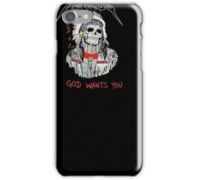 I Don't Give A Rat's Graphic T-Shirt iPhone Case/Skin