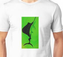 Electric sailfish Unisex T-Shirt