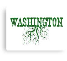 Washington Roots Canvas Print