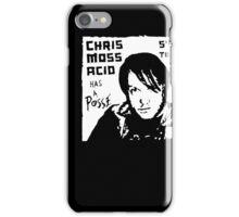 Acid Posse*  iPhone Case/Skin