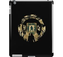 the last of us iPad Case/Skin