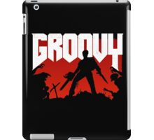 Doomy and Groovy iPad Case/Skin
