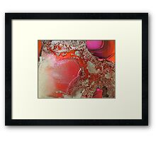 Do things with 'Flare' Framed Print