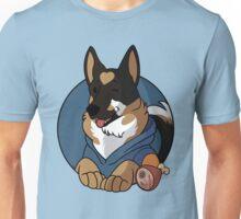 BLU Guard Dog Unisex T-Shirt