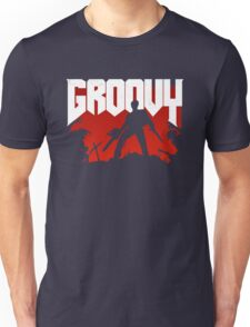 Doomy and Groovy Unisex T-Shirt