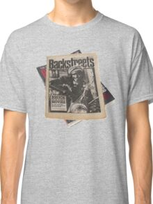 Out On The Backstreets Classic T-Shirt