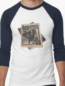 Out On The Backstreets Men's Baseball ¾ T-Shirt
