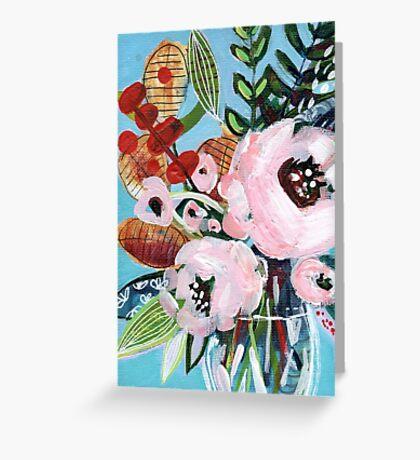Mini Love Note 4 Greeting Card