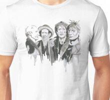 Rock n Roll Fan Art  Unisex T-Shirt