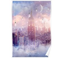 All of the Stars / City Dreams NYC (City Lights Series) Poster