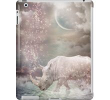 The Most Beautiful Have Known Defeat, Suffering, Struggle... (Rhino Dreams)  iPad Case/Skin
