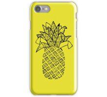 Pineapple iPhone Case/Skin