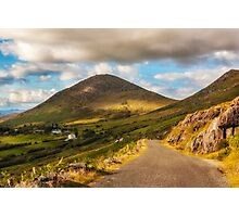 Ring of Beara Photographic Print