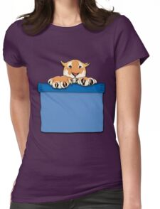 Tigre Womens Fitted T-Shirt