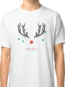 happy winter holiday  Classic T-Shirt