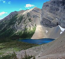 Waterton Lakes National Park - Carthew-Alderson Hiking Trail 10 by Vickie Emms