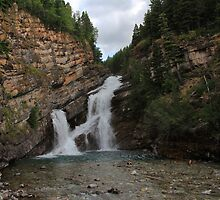 Waterton Lakes National Park - Carthew-Alderson Hiking Trail 12 by Vickie Emms