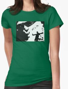 H.O.V.A. Womens Fitted T-Shirt