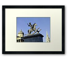 Powerless Structures, Fig. 101 Framed Print