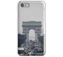 Champs Elysees iPhone Case/Skin
