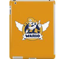 Wario the Treasurehog iPad Case/Skin