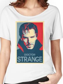 Doctor Strange Marvel Avengers Women's Relaxed Fit T-Shirt