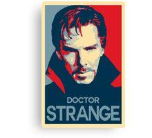 Doctor Strange Marvel Avengers Canvas Print