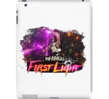 Infamous - Infamous First Light iPad Case/Skin