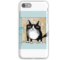 Chat No 7 iPhone Case/Skin
