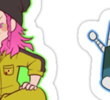 Super Dangan Ronpa 2 Souda, Mini Nidai Sticker