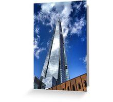 The Shard, London Greeting Card