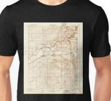 USGS TOPO Map California CA Clements 296005 1909 31680 geo Unisex T-Shirt