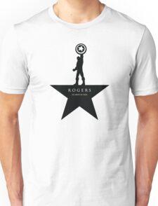 Rogers: An American Hero Unisex T-Shirt