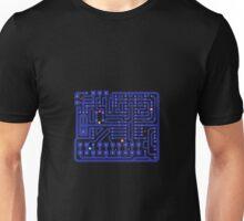 Pac man circuit  Unisex T-Shirt