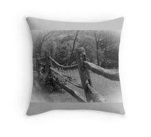 Dreaming of the Country Throw Pillow
