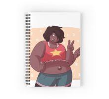 Steven Universe - Smokey Spiral Notebook