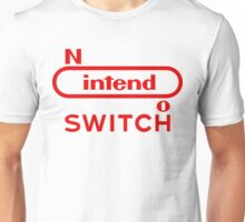 Nintedo Switch New Console Unisex T-Shirt